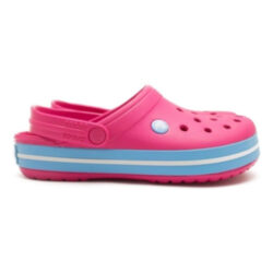 CROCBAND CANDY PINK BLUEBELL